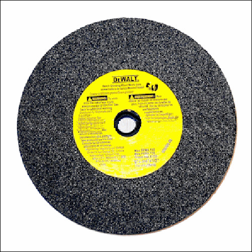 Black And Decker 429601 00 8 Inch 60 Grit Bench Grinding Wheel
