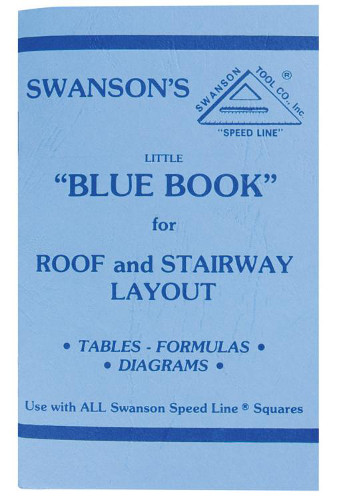 Swanson Speed Square Blue Book