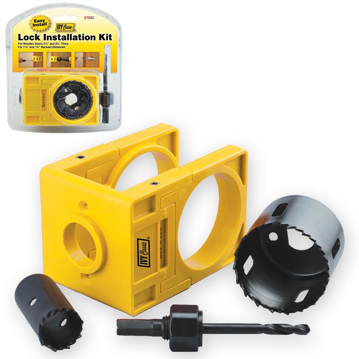 Wood Door Lock Installation Kit : Texas tool traders great variety of tools and fasteners