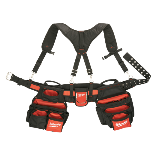 complete tool pouches: tool bag systems, leather, nylon - texas tool ...