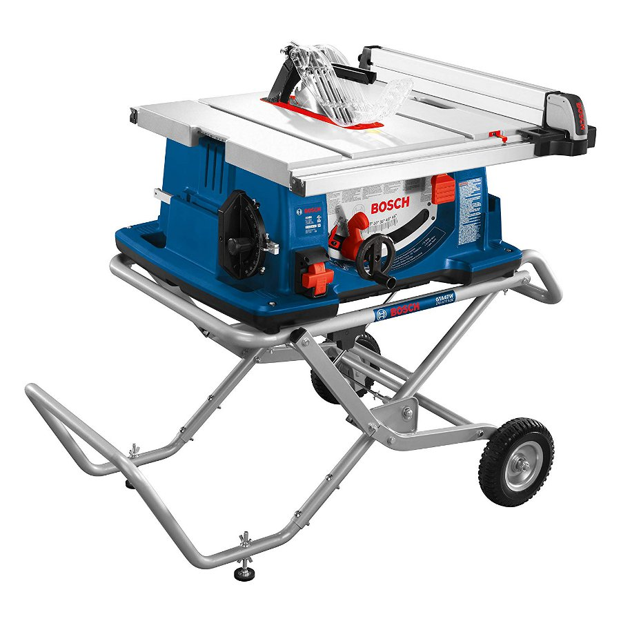 Bosch 4100 09 10 Inch Table Saw With Stand