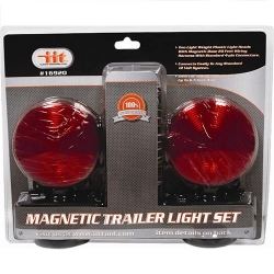 Illinois Industrial Tools (IIT) 16920 Magnet Trailer Light Towing Kit