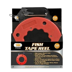 illinois industrial tool iit 50foot fish tape measure