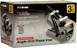 Pro-Grade 59121 3-1/2-Inch Angle Drill Press Vise