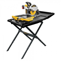 Dewalt D24000S 10-Inch Tile Saw with Stand