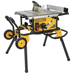 Dewalt DWE7491RS 10-Inch Table Saw with Rolling Stand