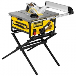 Dewalt DWE7485WS 10-Inch Jobsite Table Saw with Stand