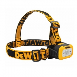 Dewalt DWHT81424 200-Lumen AAA- Battery Powered Headlamp with Motion Sense