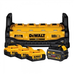 Dewalt DCB1800M3T1 1,800-Watt Power Station with three 20V MAX and one 60V MAX Batteries