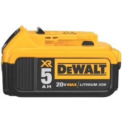 Dewalt DCB205 5-Amp/Hr 20-Volt Power Tool Battery
