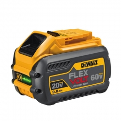 Dewalt DCB609 20V / 60V MAX Flexvolt Lithium Ion 9.0-AH Battery