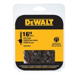 Dewalt DW01DT616 16-Inch Replacement Chain Saw Chain