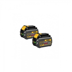 Dewalt DCB606-2 20/60-Volt FlexVolt Lithium Ion Batteries - 2 Pack