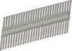"3-1/4-Inch x .120"" Ring Shank Stainless Steel 22-Degree Strip Nails - 1,000 Count Box"