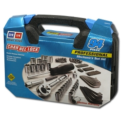 Channellock 39070 94-Piece Mechanic Tool Set