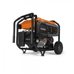 Generac 6954 GP800E 8,000-Running Watt, 10,000 Starting Watt Portable Generator