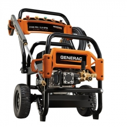 Generac 6590 Commercial 3100 PSI Pressure Washer