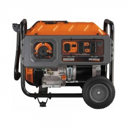 Generac 6674 RS5500 5,500 Watt CSA Portable Generator (Call for Freight Quote)