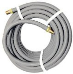 AI Coupling PO1/4X100GY 1/4-Inch x 100-Foot Grey Push Lock Air Hose