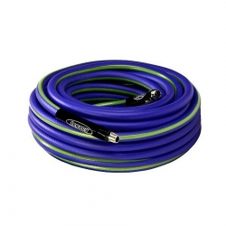 "Legacy HSF3850BL2-1 3/8"" x 50-Foot SmartFlex Air Hose with 1/4' Fittings"