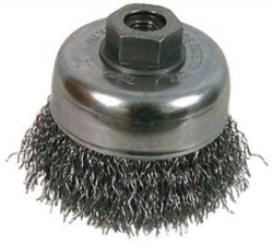 Makita 743205-6 3-Inch Crimped Wire Cup Brush