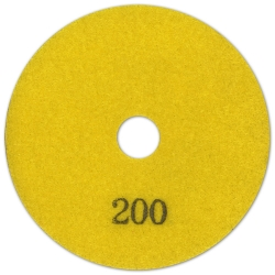 Lackmond DPD2004C 4-Inch x 200-Grit Dry Polishing Pad