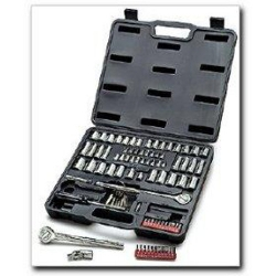 Performance Tool Wilmar W1198 100-Piece Socket and Bit Set