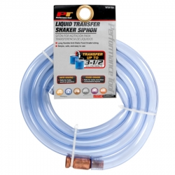 Performance Tool W54154 6-Foot Liquid Transfer Shaker Siphon Hose