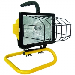 Voltec 08-00209 500-Watt Portable Halogen Work Light