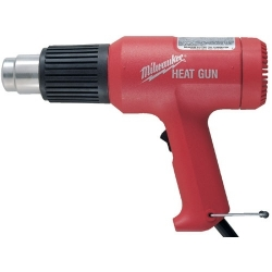 Milwaukee 8975-6 11.6amp 570/1000 Degree Fahrenheit Dual Temperature Heat Gun