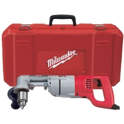 Factory Reconditioned Milwaukee 3107-8R 7-Amp 1/2-Inch Right Angle Drill with D-Handle