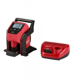 Milwaukee 2475-21XC M12 Cordless Compact Tire Inflator Kit