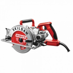 "Skil SPT77WML-22 15 Amp 7-1/4"" Lightweight Magnesium Worm Drive Saw"