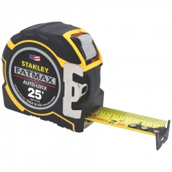 Stanley FMHT33338 25-Foot x 1-1/4-Inch Auto-Lock Tape Measure