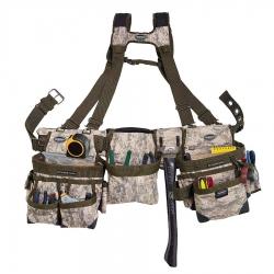 ba76473c4924 Bucket Boss 55185-MOSC Mossy Oak Camo 3-Bag Full Framer s Rig