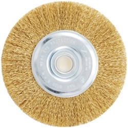 Vermont American 16800 5-Inch Fine Crimped Wire Wheel