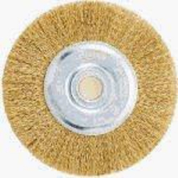Vermont American 16797 4-Inch Coarse Crimped Wire Wheel