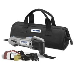 Dremel MM30-04 Multi Max Oscillating Tool with 15 Accessories