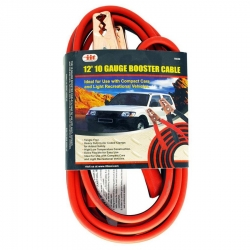 Illinois Industrial Tool (IIT) 16650 12-Foot, 10 Gauge Jumper Cable
