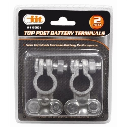 IIT Illinois Industrial Tools 16001 Battery Terminals - 2 Piece