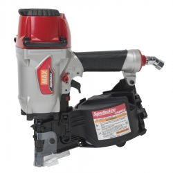 Max Cn70 2 3 4 Quot 15 Degree Pneumatic Wire Coil Nailer