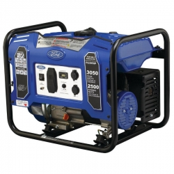 Ford FG3050P 2,500-Watt Generator with 3,050 Peak Watts of Power (Call for Shipping Quote)