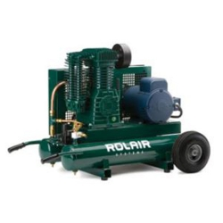 Rol-Air 5230K30CS 5-Horsepower 9-Gallon 230-Volt Compressor (Call for Shipping Quote)
