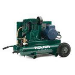 Rol-Air 3230K24CS 3-Horsepower Twin Tank Compressor (Call for Shipping Quote)