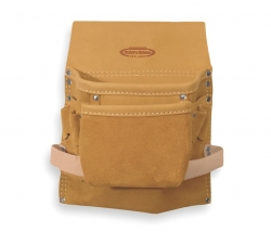 McGuire Nicholas 695 E Nail and Tool Pouch Premium Oil Tanned Leather