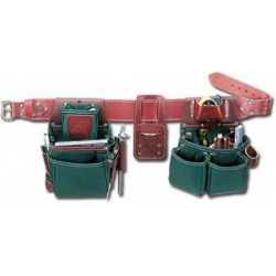 Occidental Leather 8080DB-XL Extra-Large Proframer Belt Package - No tools included