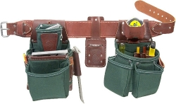 Occidental Leather 8080DB-LG Large Proframer Belt Package - No tools included