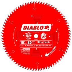 Freud D1084l 10 Inch 84 Tooth Diablo Tcg Circular Saw Blade