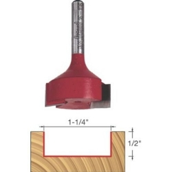 Freud 16-106 1-1/4-Inch Diameter Mortising Router Bit